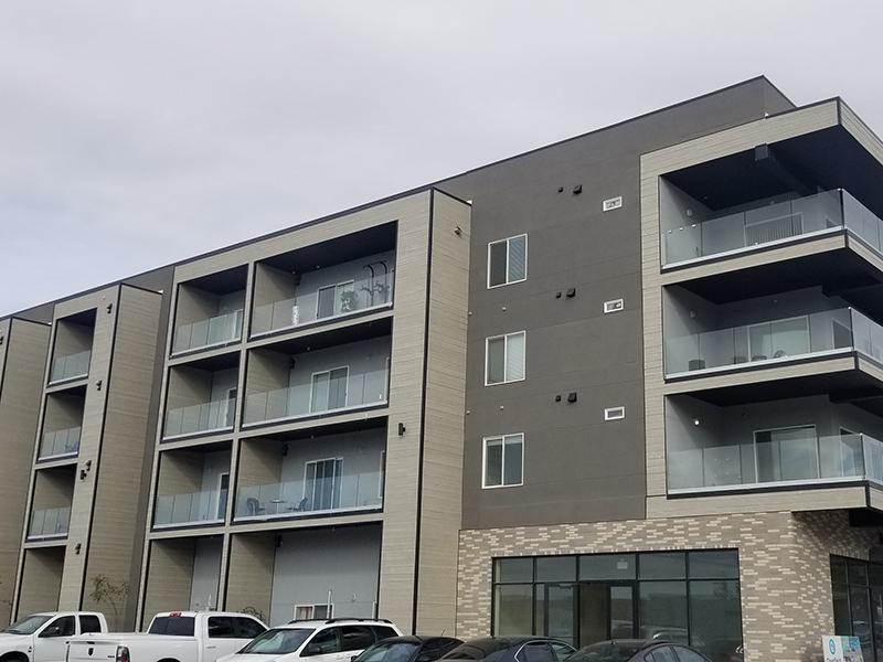 Apartment Building | Clearfield Junction