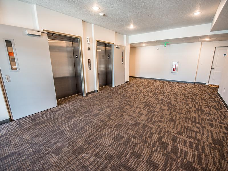 Elevators | Mill Point Apartments
