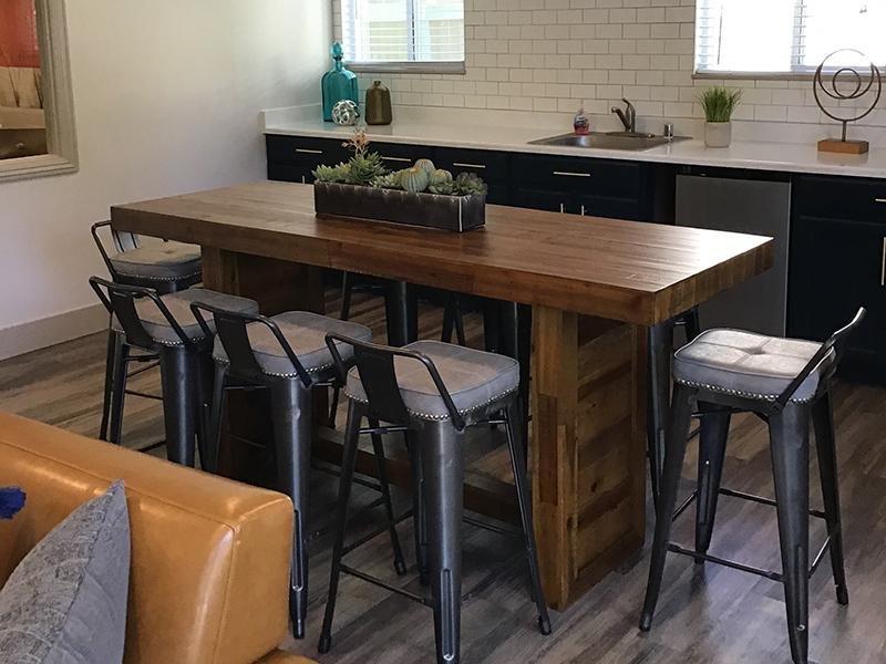 Clubhouse Kitchen | Vineyard Gardens