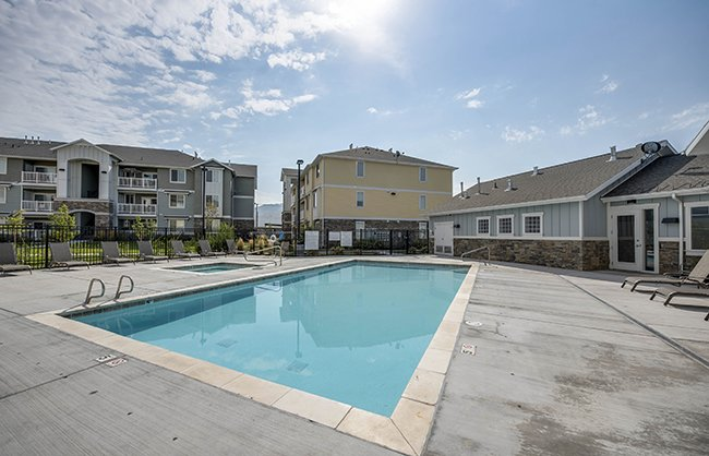 Hampton Place Apartments in North Salt Lake, UT