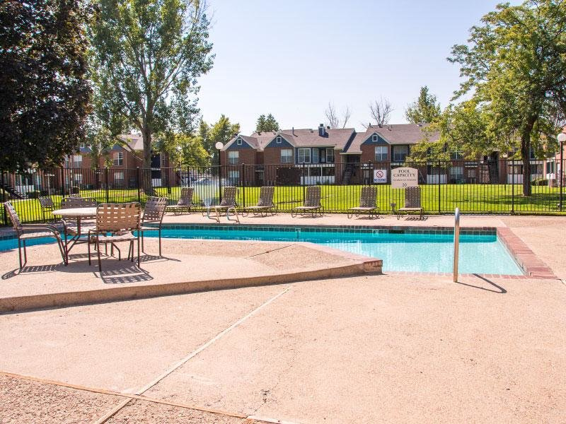 Village at Raintree APTs | Exterior Pool 1 | SLC,