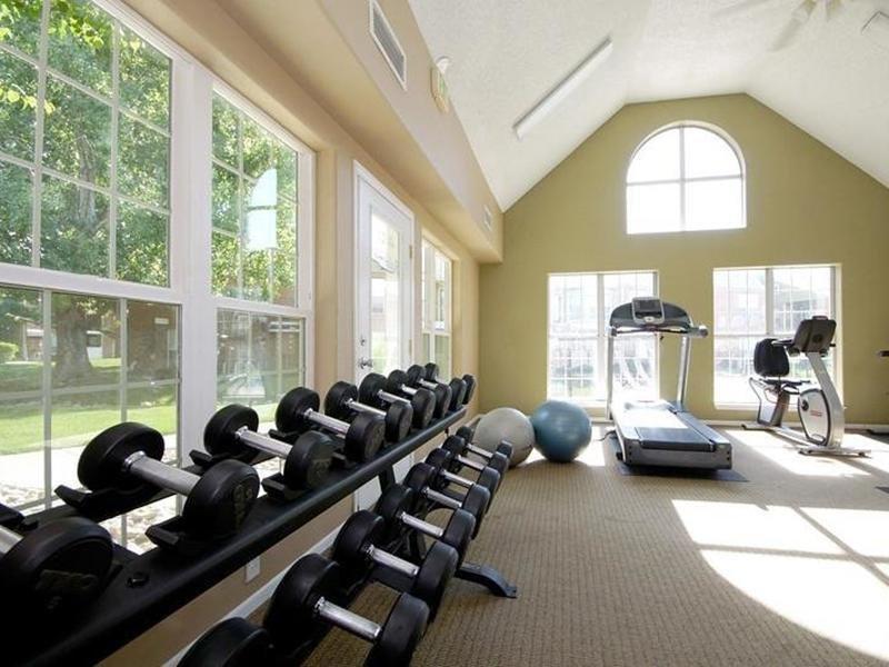 Gym | The Village at Raintree