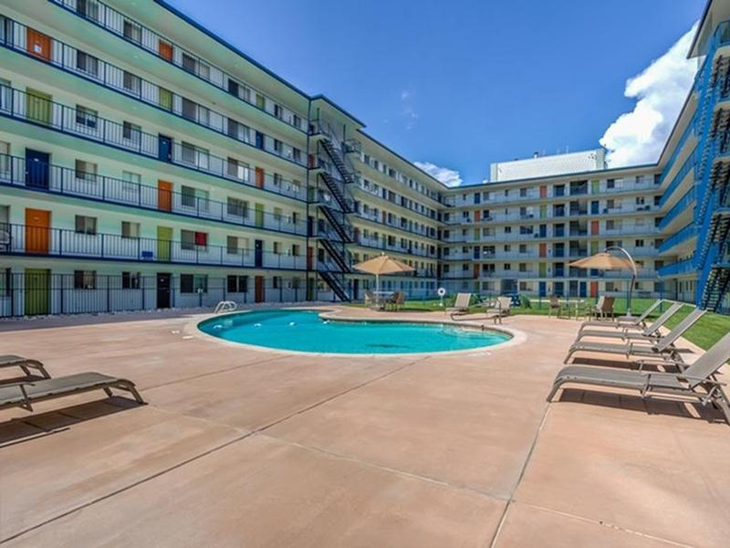 Swimming Pool  | The Argyle Apartments
