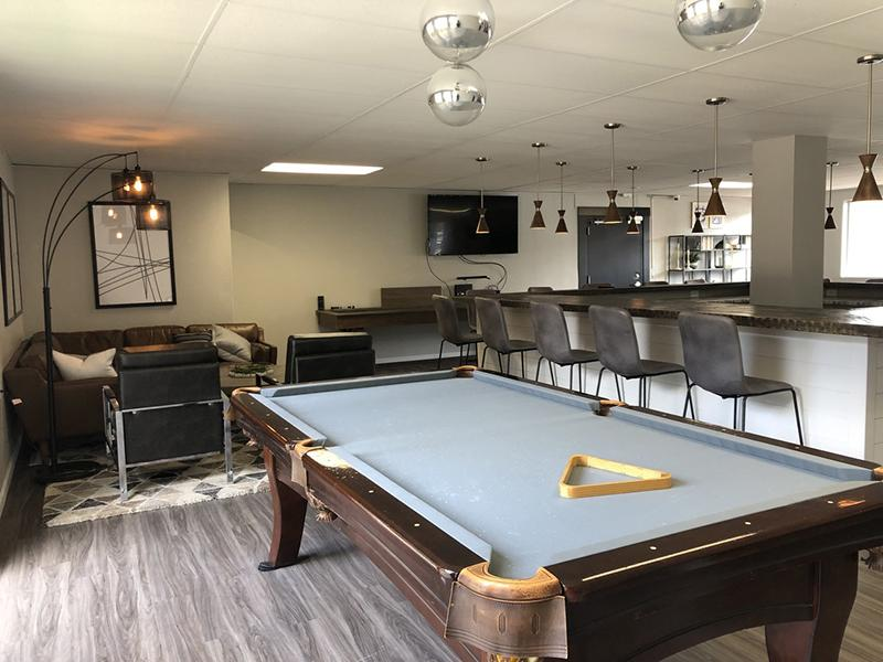 Billiards | The Argyle Apartments