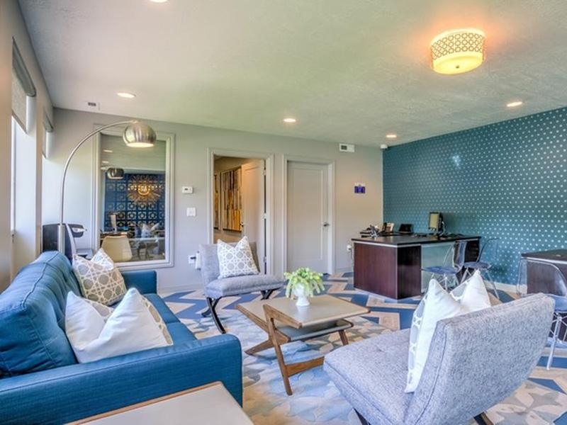 Family Room  | The Argyle Apartments