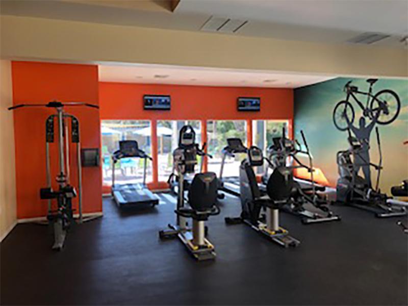 Fitness Center | The Springs