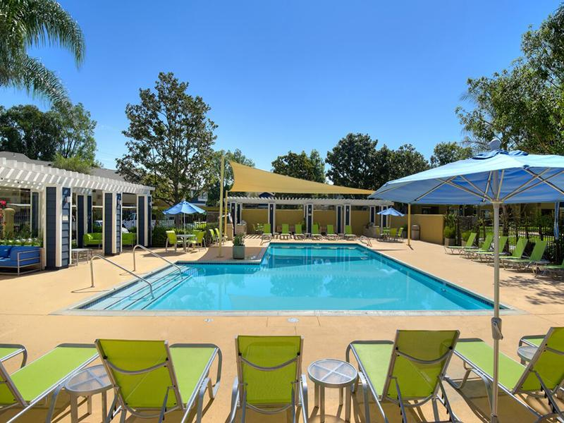 The Springs Apartments in Corona, CA