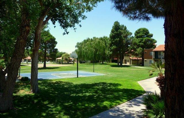 Raintree Village Apartments in El Paso, TX