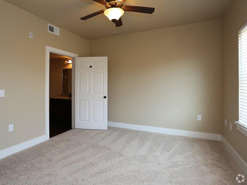 Bedroom | Woodlands of Denton Apartments