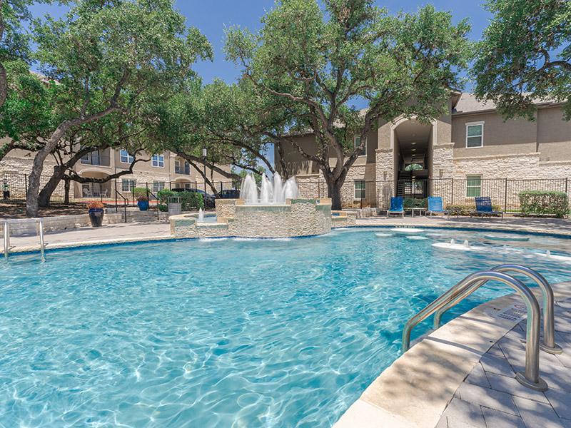 Swimming Pool | Cascadia Apartments in San Antonio, TX