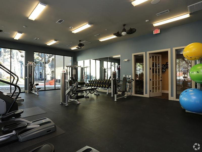Fitness Center  | Cascadia Apartments