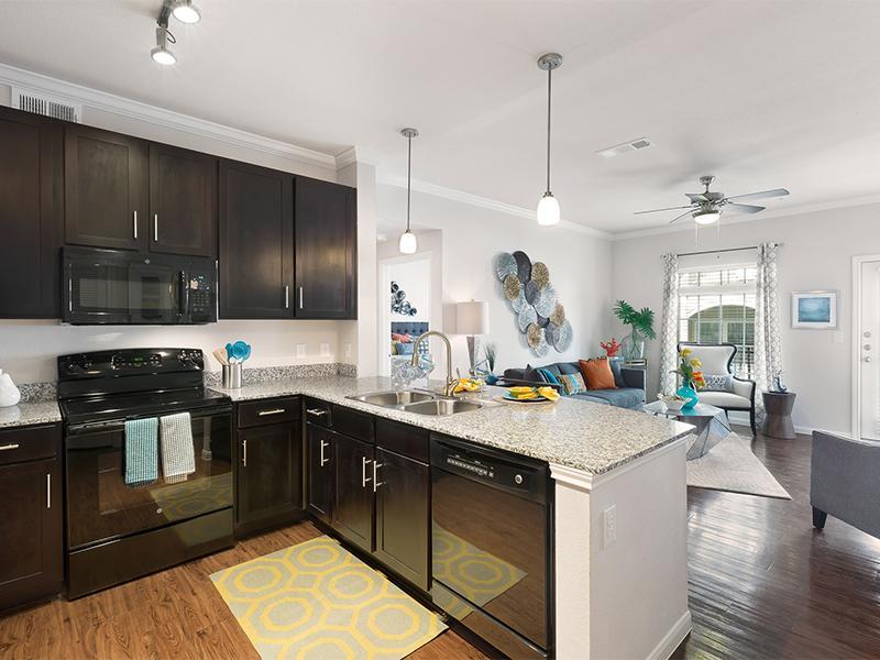 Photo Gallery | Cascadia | Luxury Apartment in San Antonio on Cascadia Outdoor Living Spaces id=69379