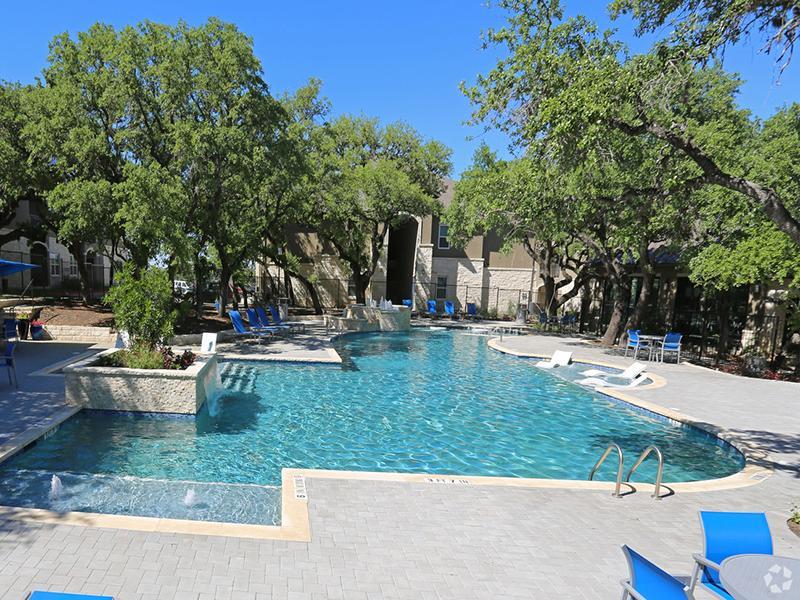 Pool  | Cascadia Apartments
