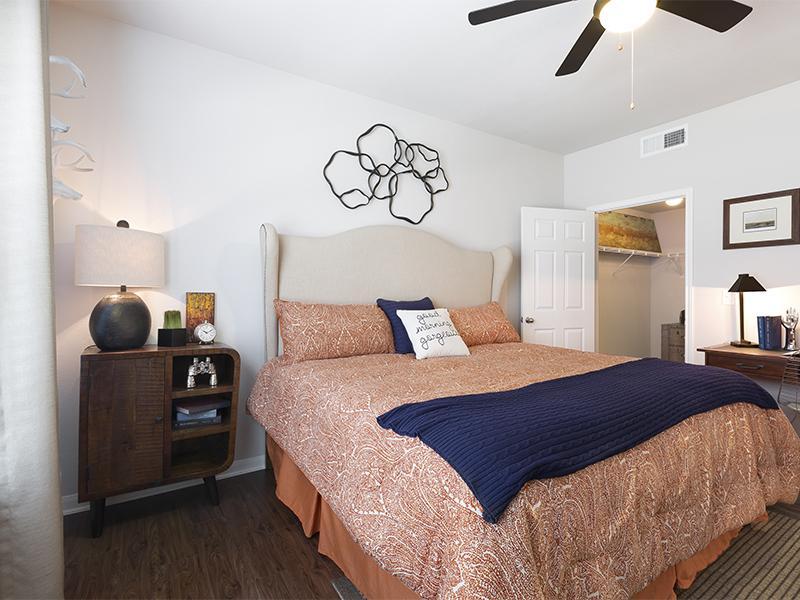 Closet | Cascadia Apartments