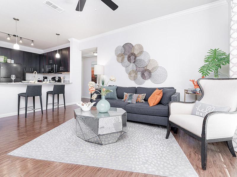 Spacious Floorplans | Cascadia Apartments