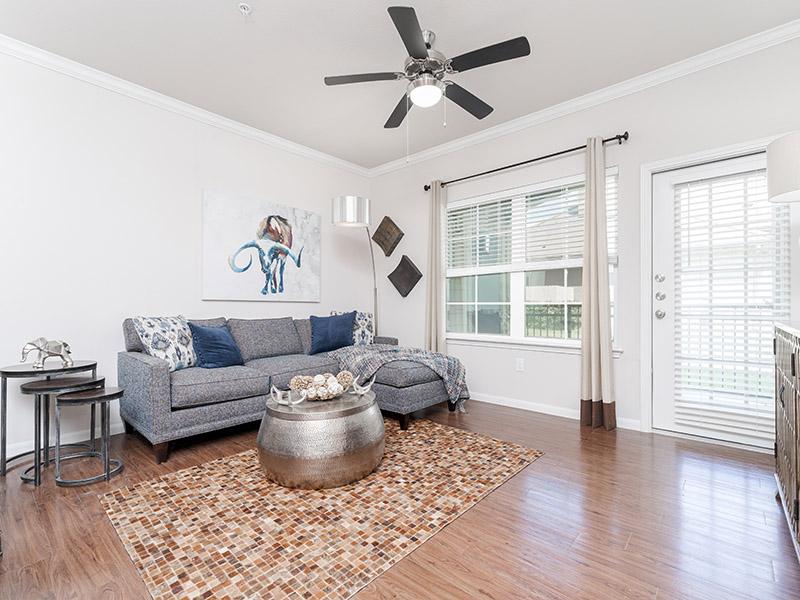 Front Room | Cascadia Apartments in San Antonio, TX