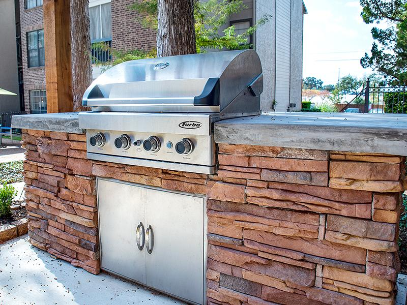 BBQ Grills | Reflections at Highpoint