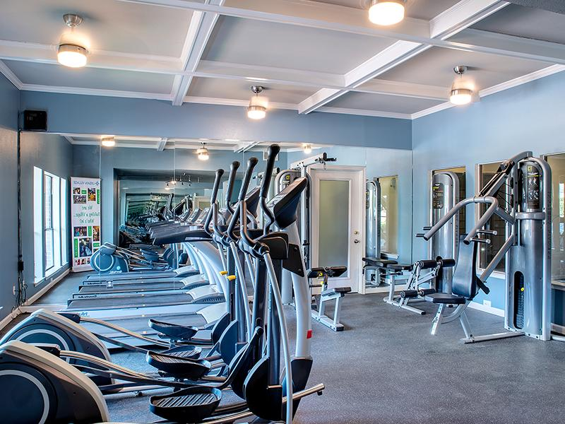 Fitness Center | Reflections at Highpoint
