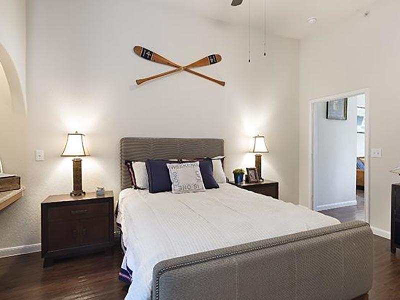 Bedroom - Apartments in San Antonio