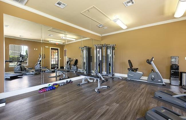 Fitness Center - Active Lifestyle - Gym