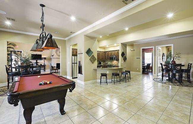 Pool Table - Billiards - Game Room - The Falls
