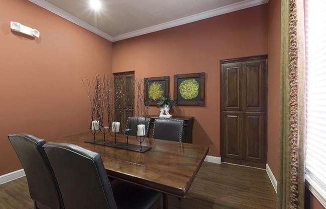 Conference Room - San Antonio, Texas Apartments