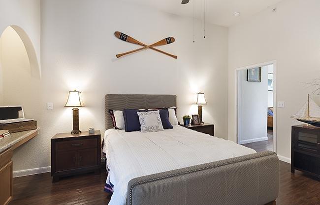 Bedroom - Apartments in San Antonio
