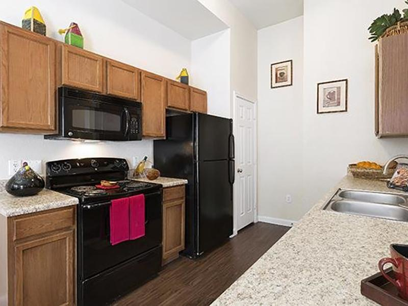 Fully Equipped Kitchen - Washer and Dryer