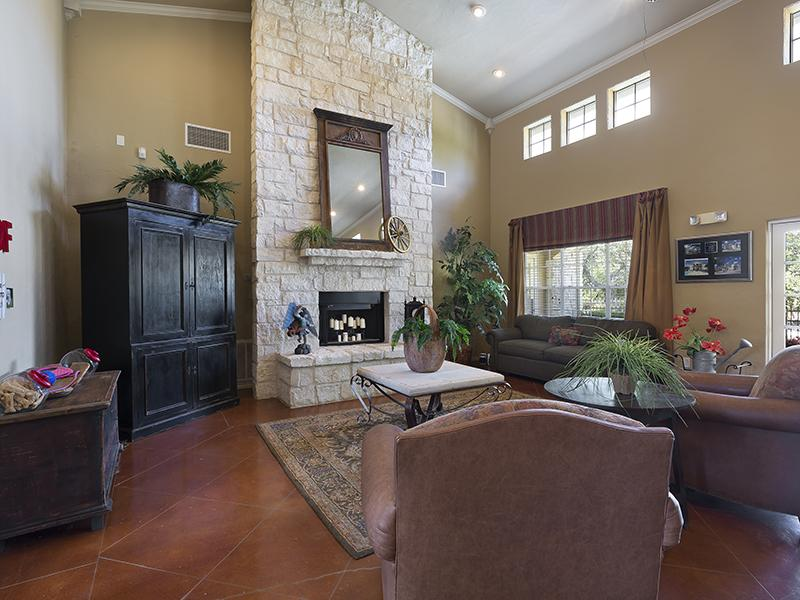 Club House Interior | Hill Country Villas