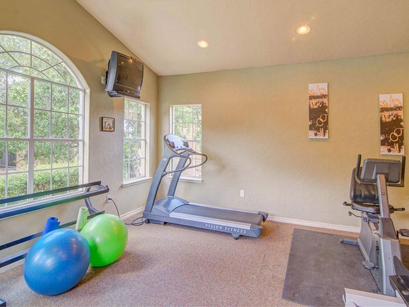 Gym | Hill Country Villas
