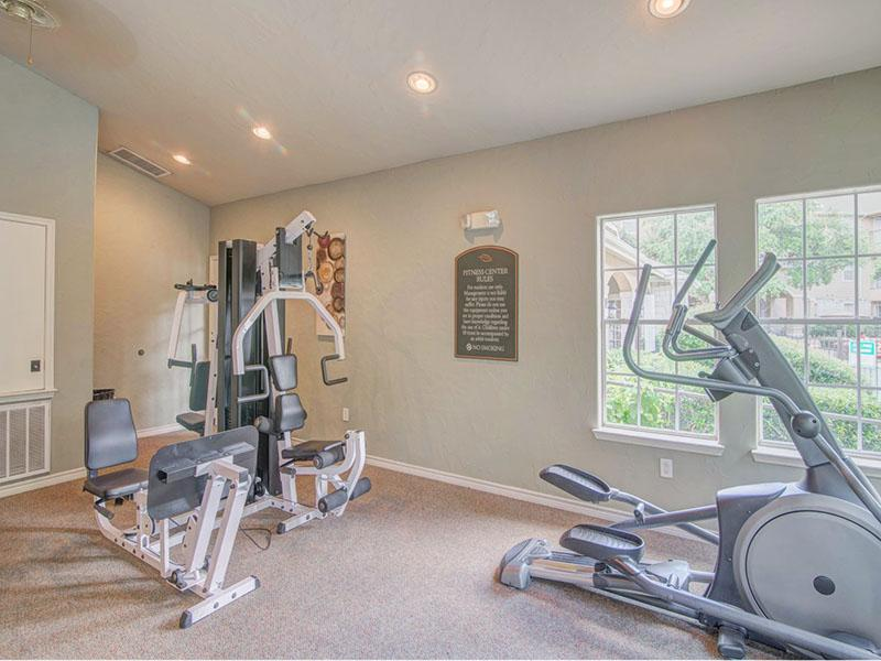 Fitness Center | Hill Country Villas