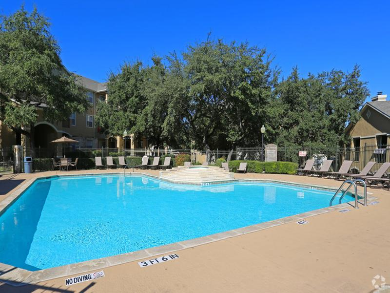 Pool | Hill Country Villas in San Antonio
