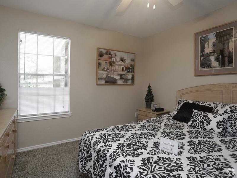Bedroom | The Gateway at Lake Jackson