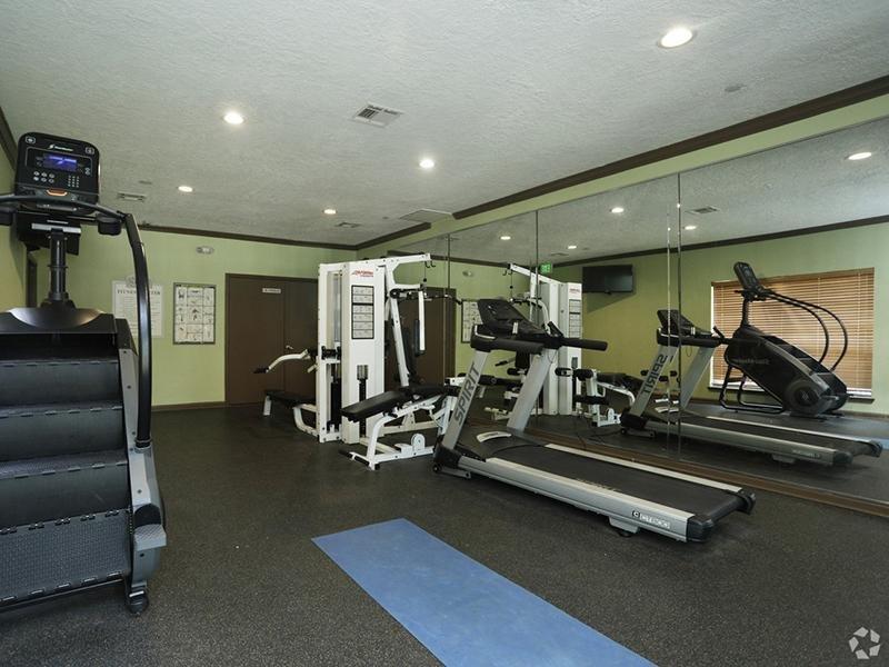 Gym  | The Gateway at Lake Jackson
