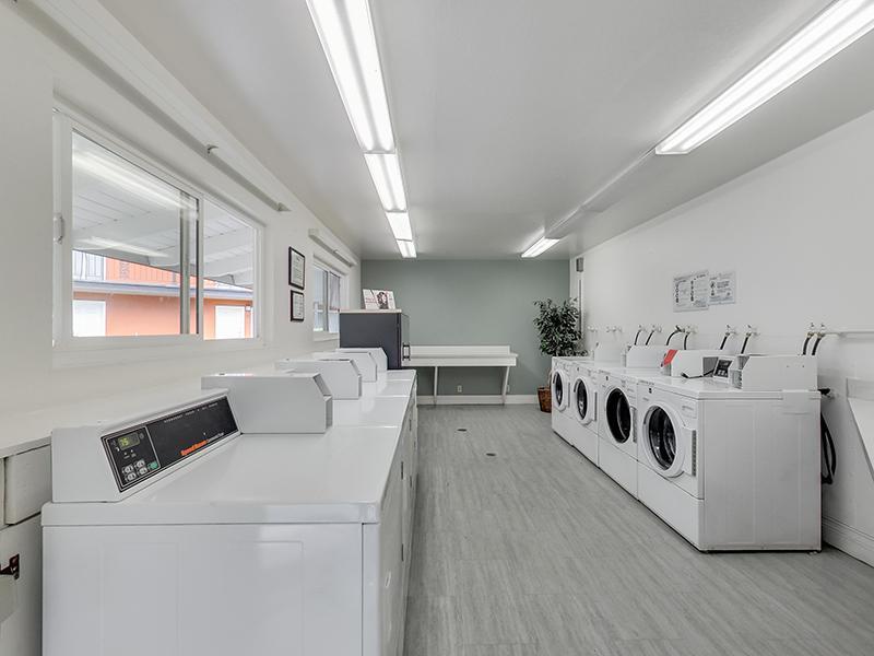 Laundry Facility | Park Tower