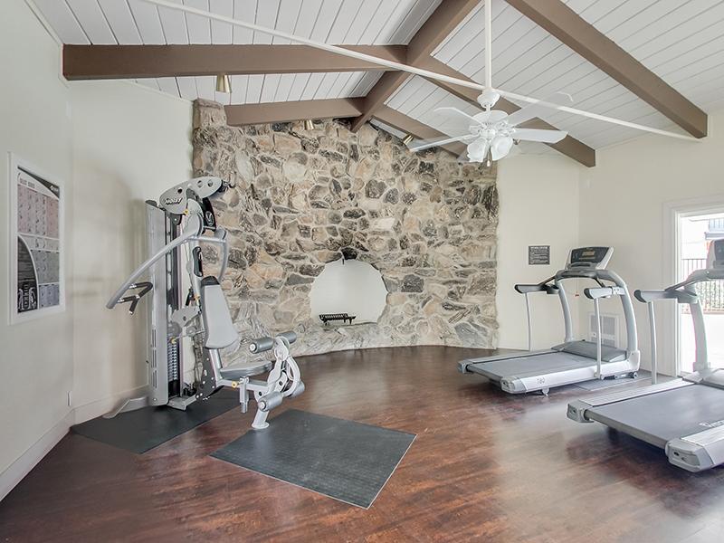 Gym | Park Tower