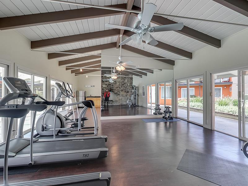 Fitness Center | Park Tower