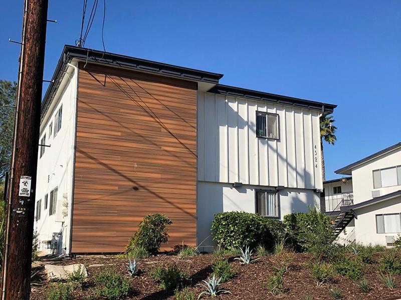 Apartment Exterior   Echo Point Apartments in La Mesa, CA