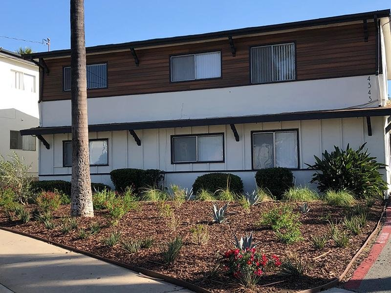 Landscaping   Echo Point Apartments in La Mesa, CA