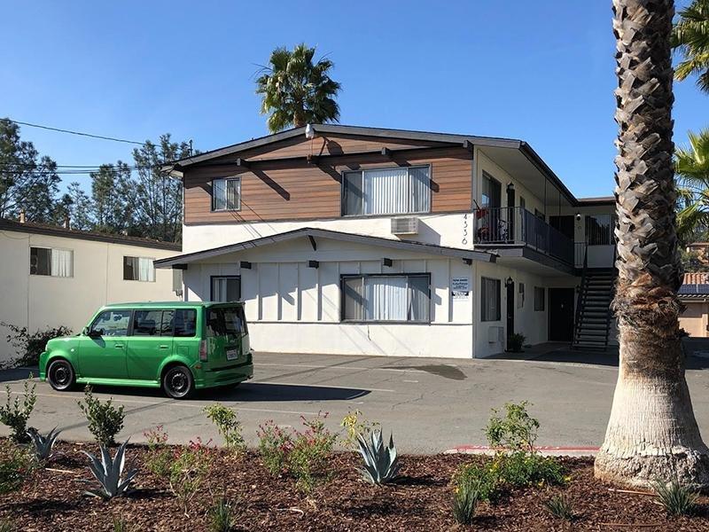 Parking Area   Echo Point Apartments in La Mesa, CA