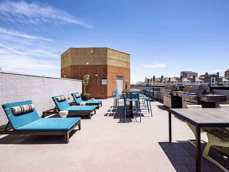 Rooftop Lounge   Elevate Long Beach