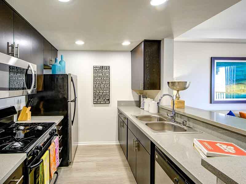 Kitchen   Elevate Long Beach