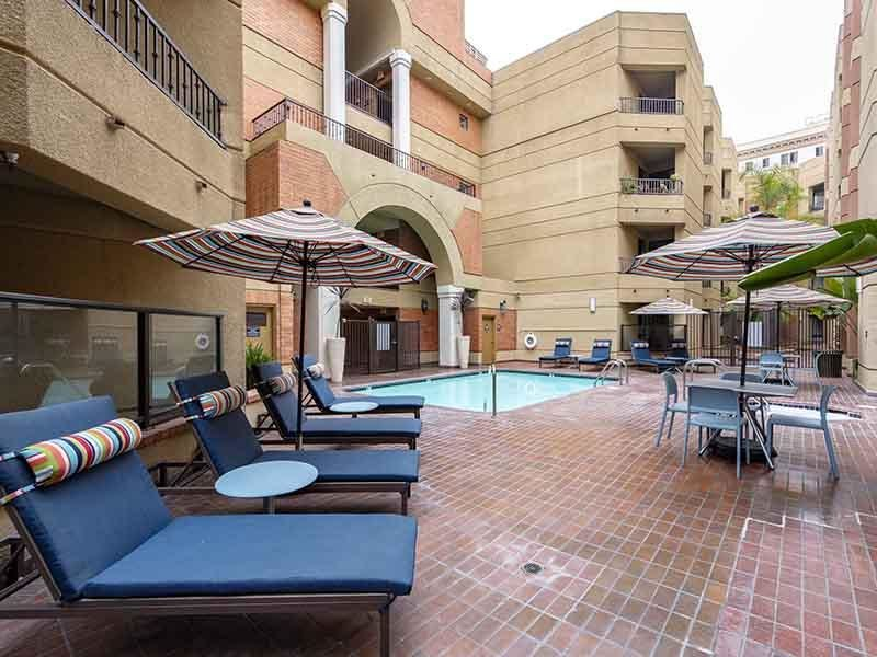 Poolside   Elevate Long Beach