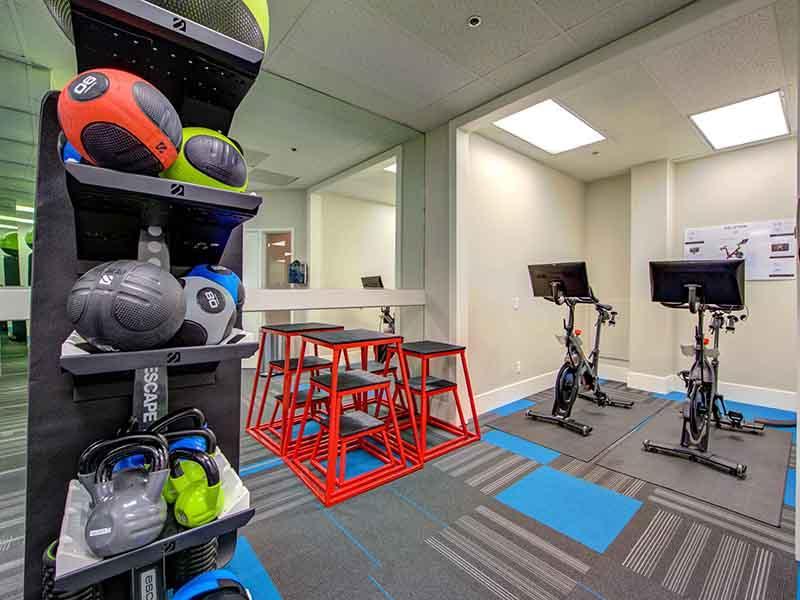 Fitness Center   Elevate Long Beach