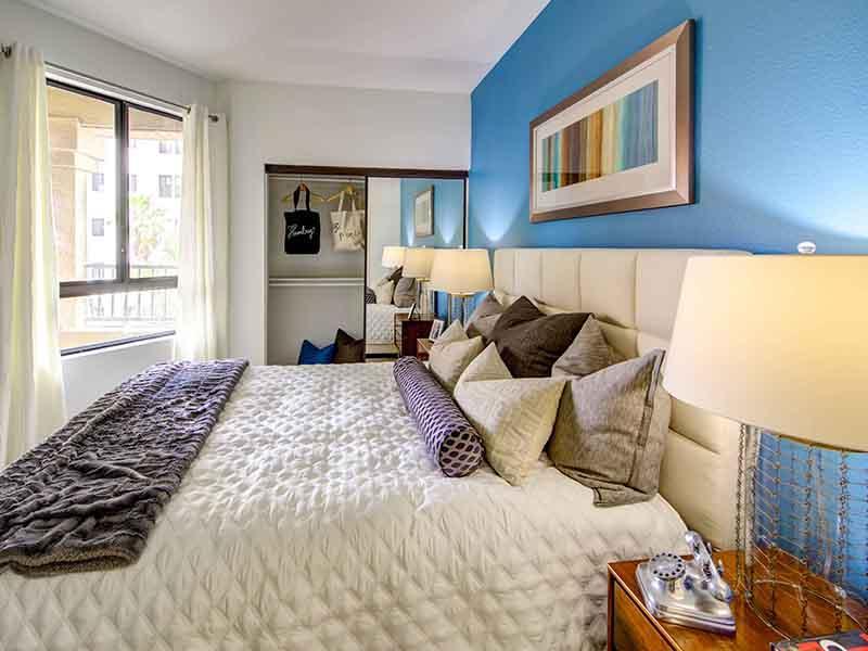 Bedroom   Elevate Long Beach