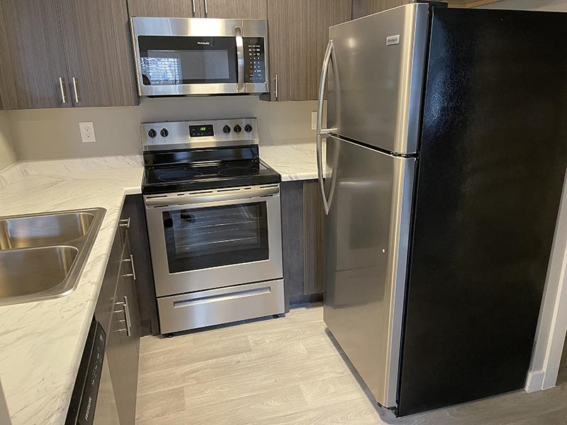 Stainless Steel Appliances | Layton Meadows
