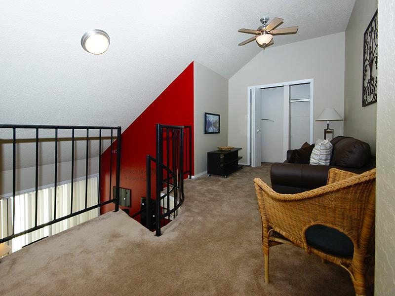 Loft | Layton Meadows Apartments in Layton, UT