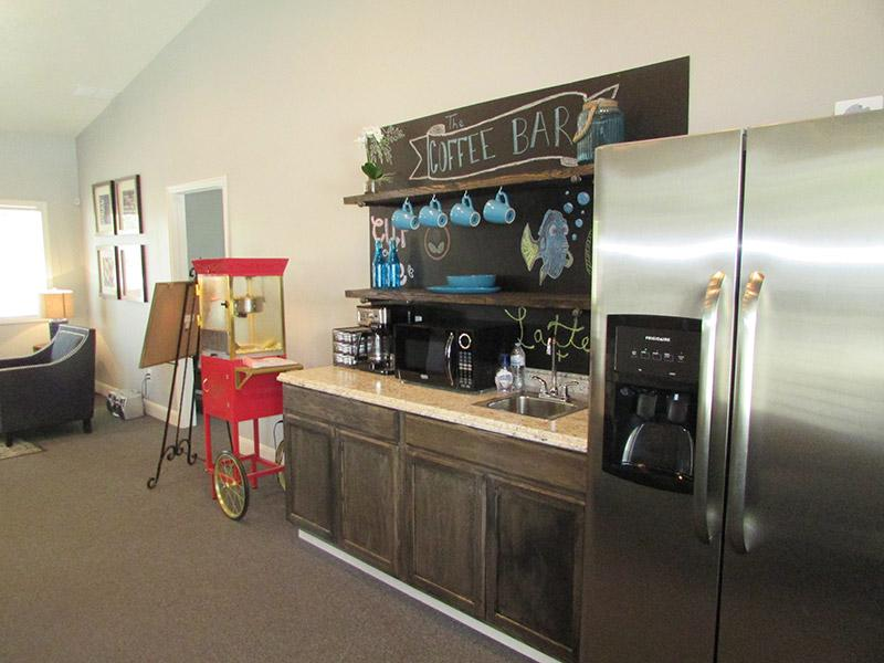 Coffee Bar | Layton Meadows Apartments