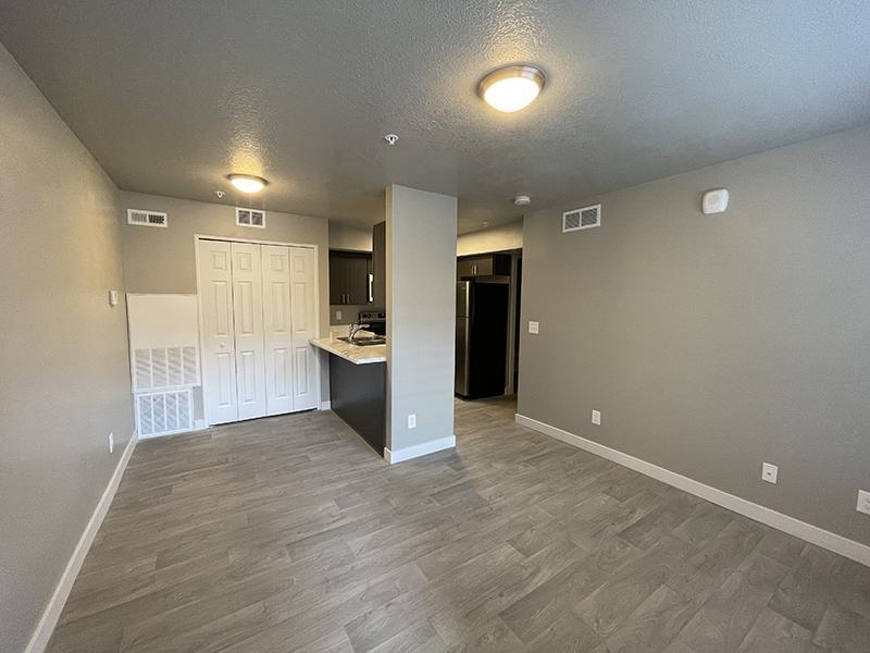 Apartment Interior | Layton Meadows