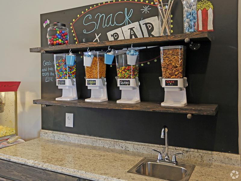 Snack Bar | Layton Meadows Apartments